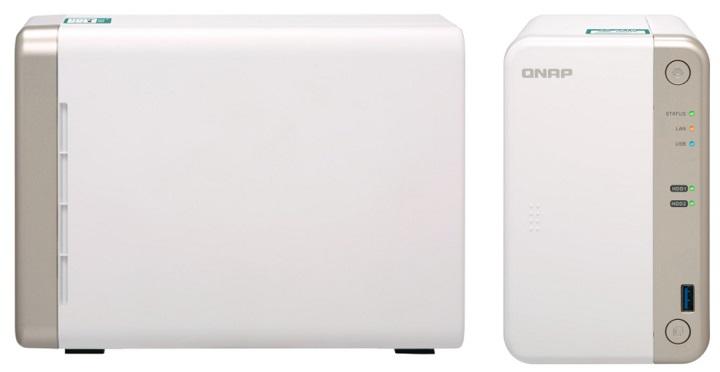 Imagen - QNAP TS-251B, un NAS multimedia para el hogar con ranura PCIe