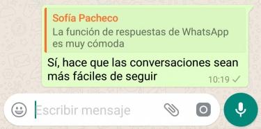 Imagen - FakesApp, una vulnerabilidad de WhatsApp que permite modificar los mensajes enviados