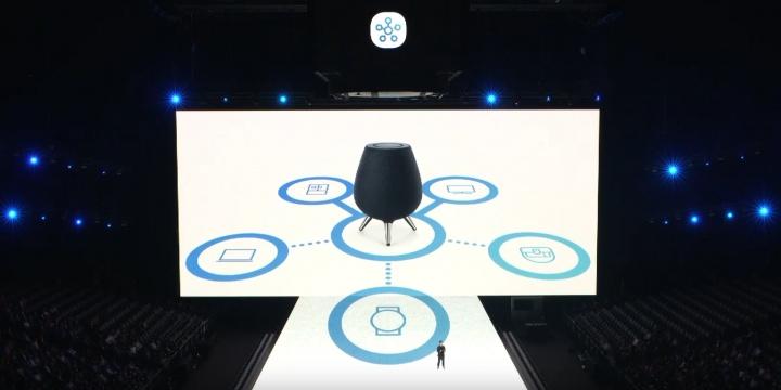Imagen - Samsung Galaxy Home, el altavoz inteligente con Bixby