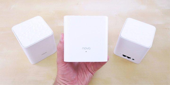 Review: Tenda Nova MW3, un sistema mesh para llevar WiFi a toda la casa