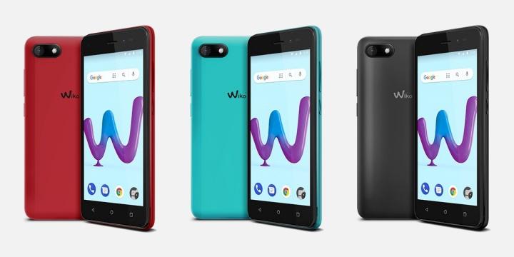Imagen - Wiko Sunny 3, un móvil básico con Android Go por menos de 70 euros