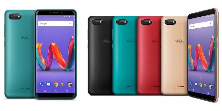 Wiko Harry 2, un teléfono básico con pantalla 18:9 y conectividad 4G