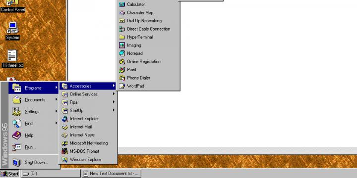 Imagen - Ya puedes descargar y probar Windows 95 en tu ordenador