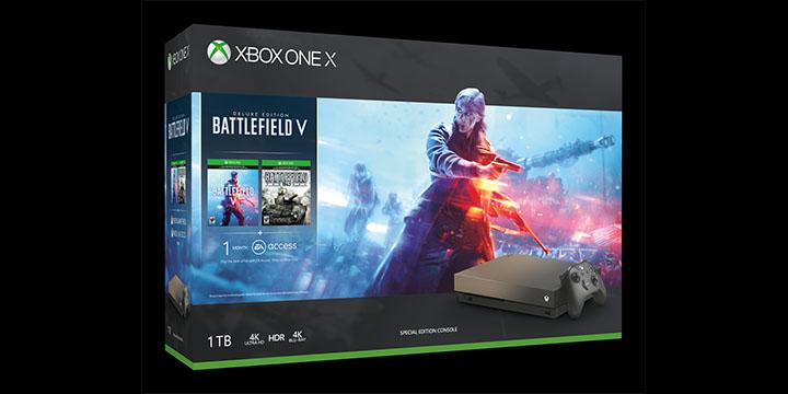Xbox One X Tendrá Una Edición De Battletfield V Y Un Mando