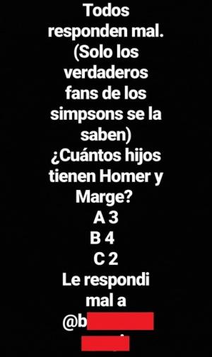"""Imagen - """"¿Cuántos hijos tienen Homer y Marge?, el viral en Instagram Stories sobre Los Simpsons"""