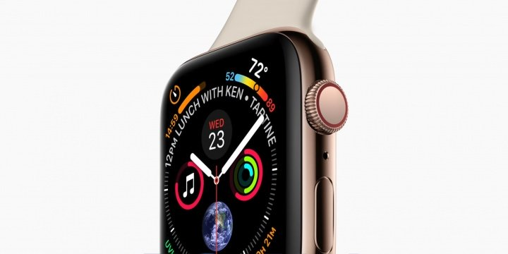 El cambio de hora provoca múltiples fallos en el Apple Watch Series 4