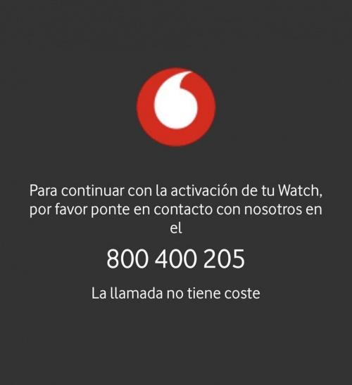 Imagen - La activación del Apple Watch Series 4 a través de Vodafone causa problemas