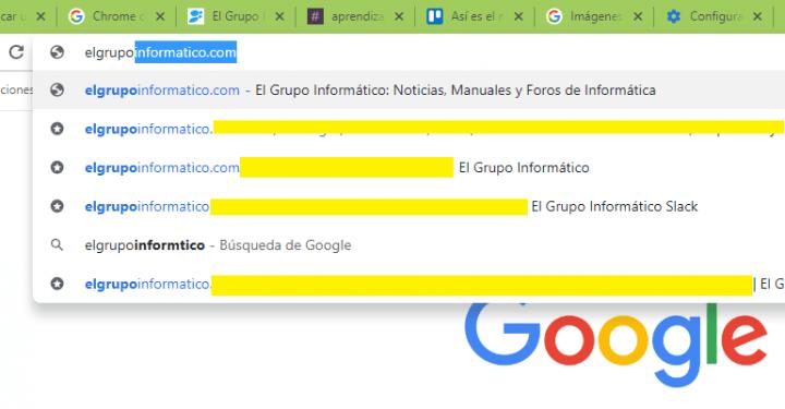 Imagen - Así es el nuevo diseño de Google Chrome