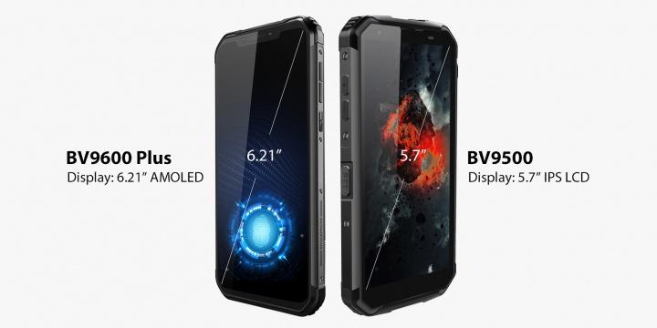 Imagen - Blackview BV9600 Plus, el móvil rugerizado con lector de huellas en pantalla