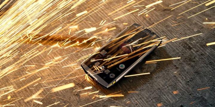 Imagen - Blackview prepara un smartphone gaming rugerizado con lector de huellas en la pantalla