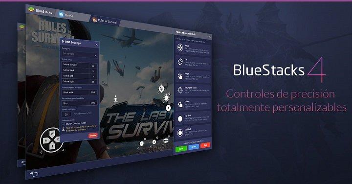 Imagen - BlueStacks 4, la plataforma de juegos móviles en PC ahora es más potente