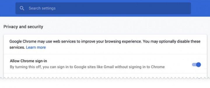 Imagen - Chrome 69 impide borrar las cookies de Google