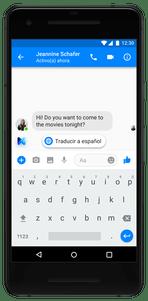 Imagen - Facebook Messenger ya traduce conversaciones al español