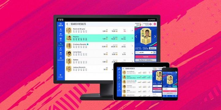 Imagen - FIFA Ultimate Team (FUT) Web App y FIFA Companion App: todos los detalles