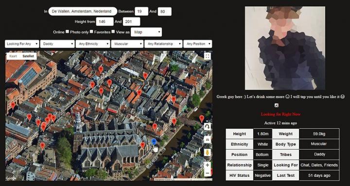 Imagen - Un fallo de seguridad en Grindr permite saber la ubicación exacta