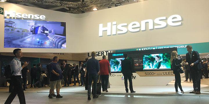 Imagen - Hisense U30 es oficial: cámara de 48 megapíxeles, pantalla Infinity-O y acabados en cuero