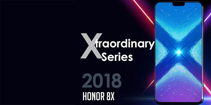 Honor 8X y 8X Max son oficiales: conoce todos los detalles