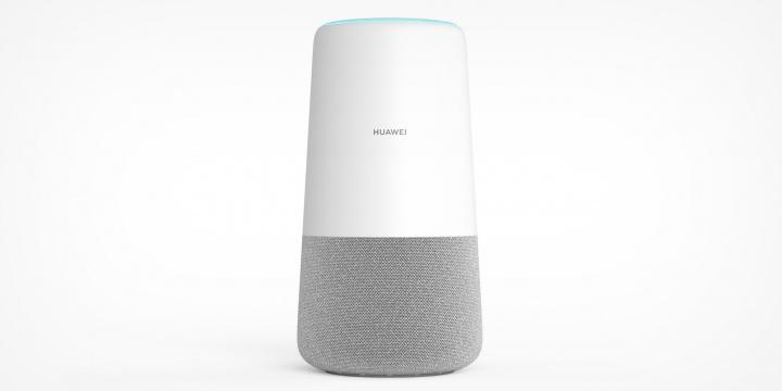 Huawei AI Cube, el altavoz inteligente con Alexa y router 4G integrado