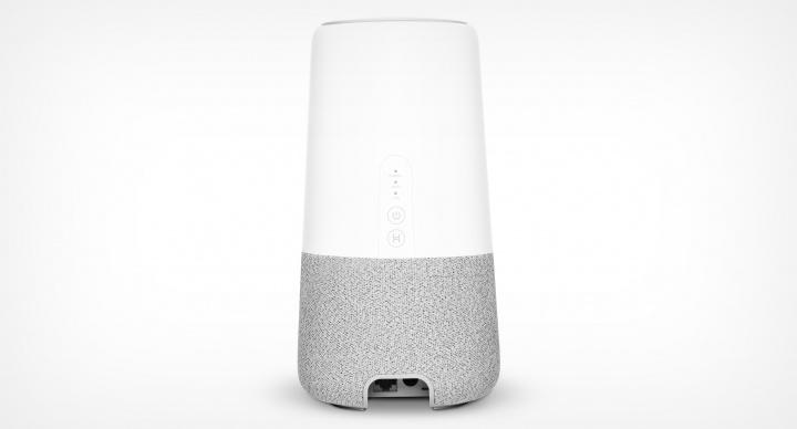 Imagen - Huawei AI Cube, el altavoz inteligente con Alexa y router 4G integrado