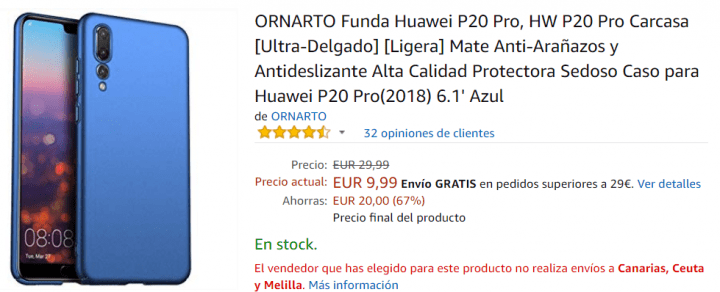 Imagen - 10 fundas para el Huawei P20 Pro