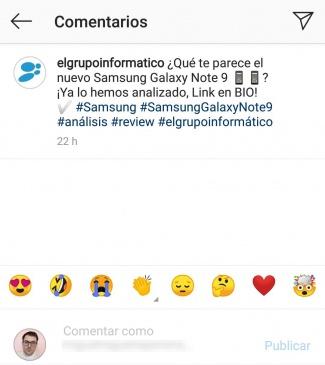 Imagen - Las reacciones llegan a Instagram