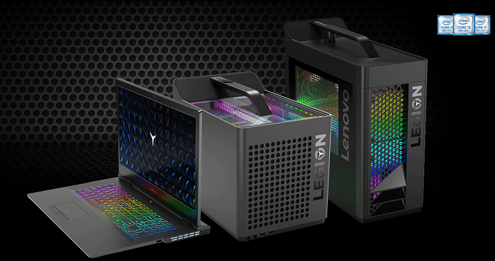 Legion Y530, T730 y C730 se actualizan con Inteligencia Artificial y nuevas gráficas