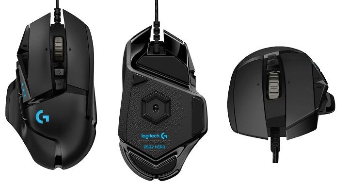 Imagen - Logitech G presenta su ratón y auriculares gaming PRO junto a los teclados G512 y G513