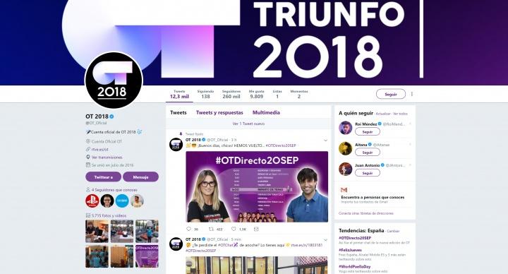 Imagen - Cómo ver Operación Triunfo 2018 en directo desde Internet