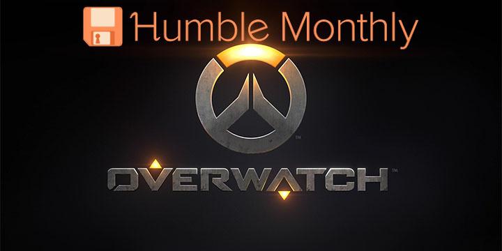 Oferta: Consigue Overwatch en el Humble Monthly de octubre