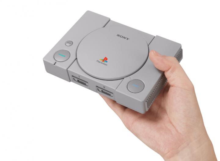 Imagen - PlayStation Classic, la nueva consola con 20 juegos precargados