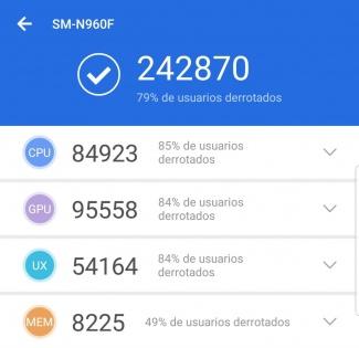 Imagen - Review: Samsung Galaxy Note 9, las especificaciones importan de nuevo en la gama premium
