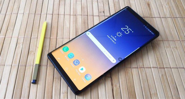 Samsung Galaxy S10, se filtra su cámara selfie incrustada en la pantalla