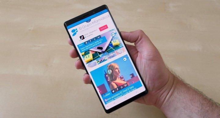Imagen - Oferta: Samsung Galaxy Note 9 de 128 GB por solo 659 euros en eBay