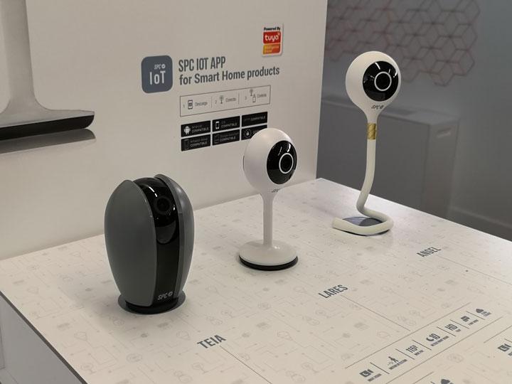 Imagen - SPC lanza su Smart Home: bombillas inteligentes, robots aspiradora, videovigilancia y más