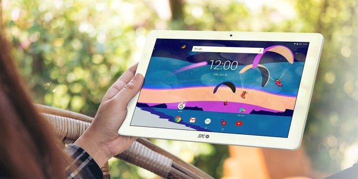 Gravity 3G y Gravity Pro: las tablets de SPC para la vuelta al cole