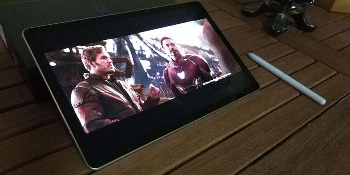 Imagen - Review: Samsung Galaxy Tab S4, una tablet potente para los usuarios exigentes