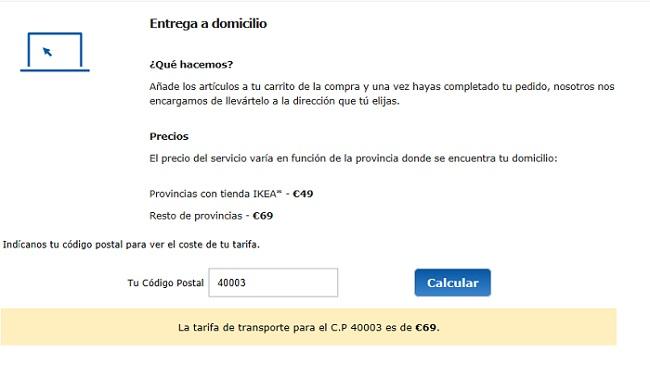 Imagen - Ikea ya realiza envíos online por 5 euros