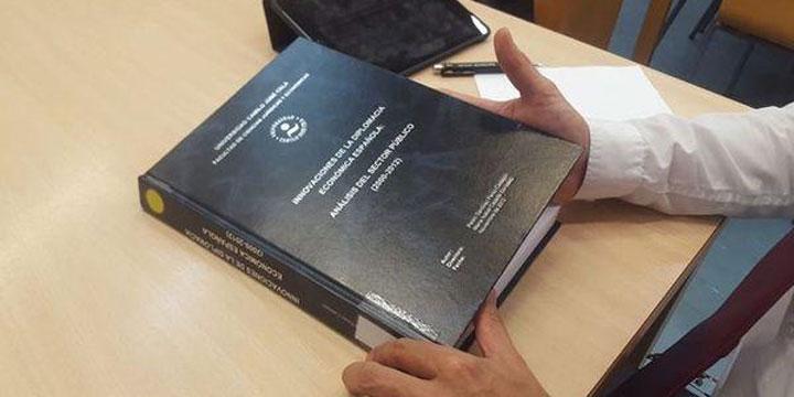 Descarga la tesis doctoral del presidente Pedro Sánchez