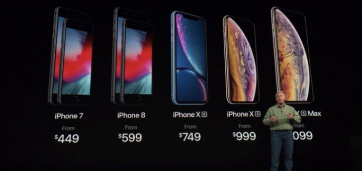 Imagen - Ni los grupos feministas se han quejado ni el iPhone Xs es más grande