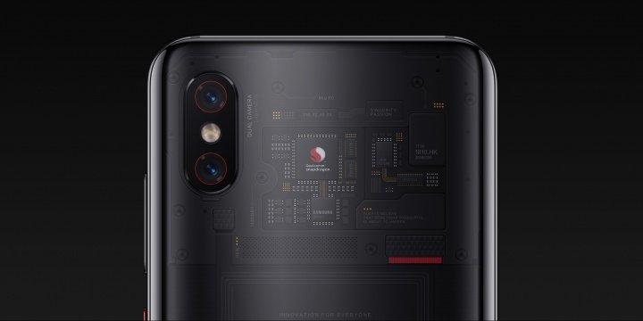 Imagen - Xiaomi Mi 8 Pro, la versión con lector de huellas en la propia pantalla