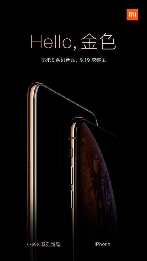 Imagen - Xiaomi y Huawei atacan a Apple tras presentar los nuevos iPhones
