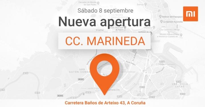 Imagen - Xiaomi inaugura tienda en A Coruña el 8 de septiembre