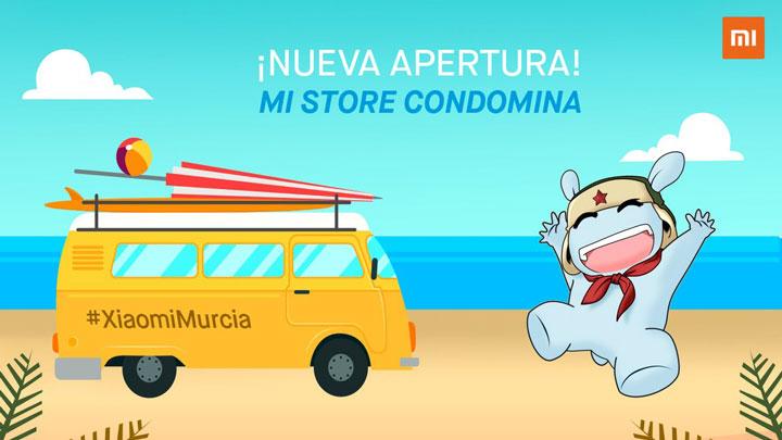 Imagen - Xiaomi abre una tienda en Murcia