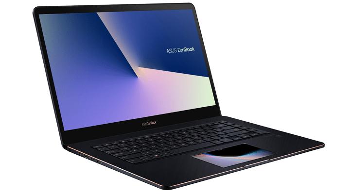 Imagen - Asus Zenbook Pro 14, el portátil con ScreenPad que funciona como TouchPad y pantalla extra