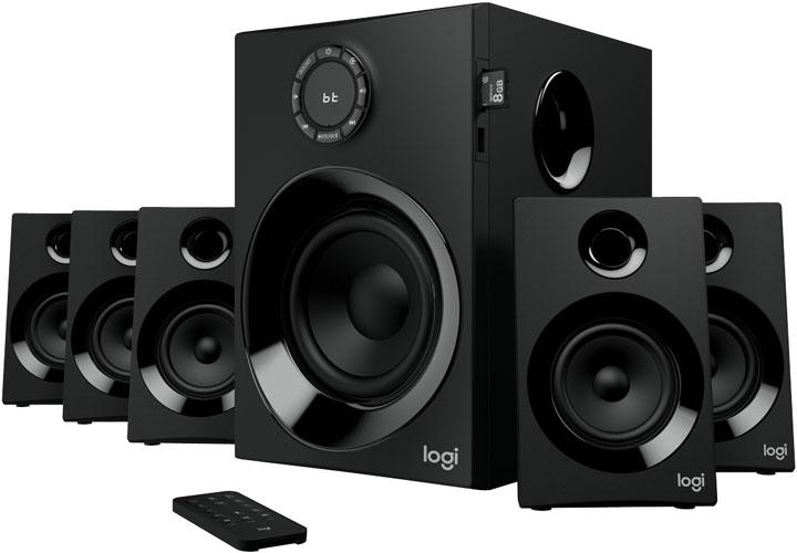 Imagen - Logitech Z607, los altavoces con sonido envolvente 5.1 y 160W de potencia