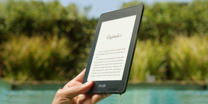 Kindle Paperwhite, el e-reader de Amazon se renueva con resistencia al agua