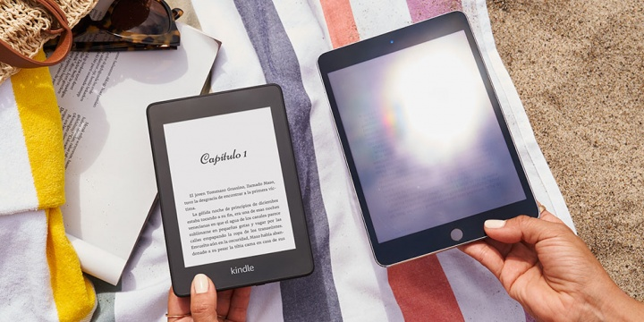 Imagen - Kindle Paperwhite, el e-reader de Amazon se renueva con resistencia al agua