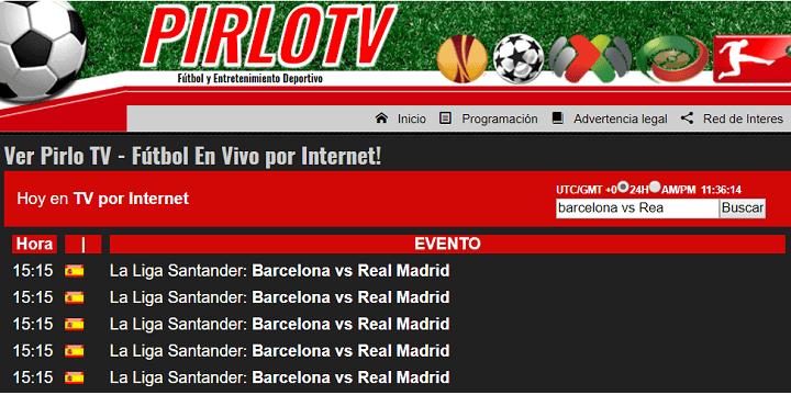 Imagen - Dónde ver online el Barcelona vs Madrid, el primer Clásico de la temporada 2018/2019