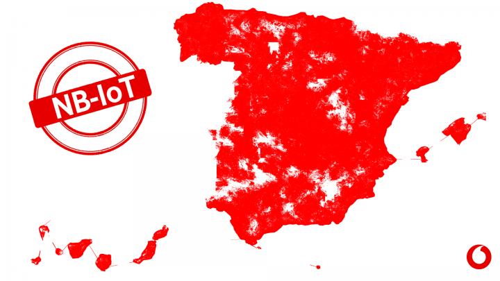 Imagen - Vodafone lleva NB-IoT a todas las ciudades de más de 25.000 habitantes