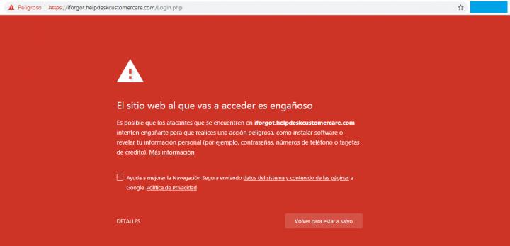 Imagen - Cuidado con el email sobre que tu cuenta Apple ID ha sido deshabilitada